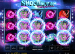 Shooting Stars Supernova Paytable