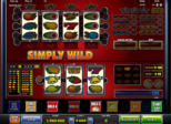 Simply Wild™ Paytable
