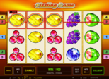 Sizzling Gems™ Paytable