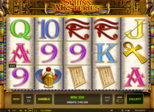 Sphinx Mysteries Paytable