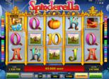 Spinderella Paytable