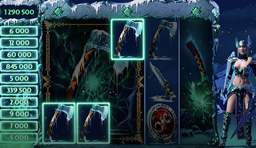 Spirits of the Valkyrie™ Screenshot