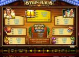 Stein Haus™ Paytable