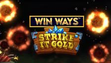 Strike It Gold™: Win Ways™