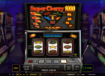 Super Cherry 1000 Paytable