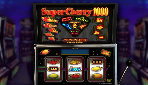 Super Cherry 1000 Screenshot