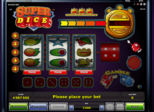 Super Dice™ Paytable