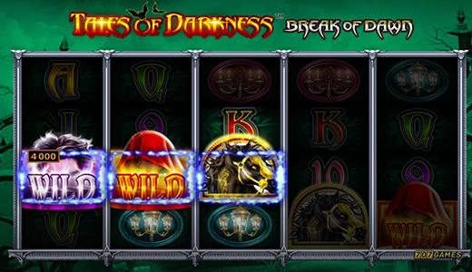 Tales of Darkness™ Break of Dawn Screenshot