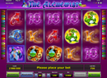 The Alchemist: Paytable