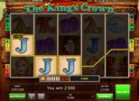 The King's Crown™ Paytable
