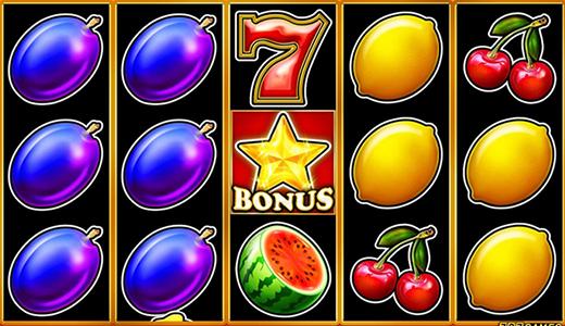 Thunder Cash™ Fruity Fruity Screenshot