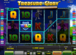 Treasure & Glory™ Paytable