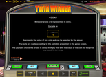 Twin Winner Paytable