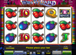 Win Wizard Paytable