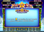 Wish Upon a Star™ Paytable
