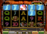 Wizard's Ring Paytable