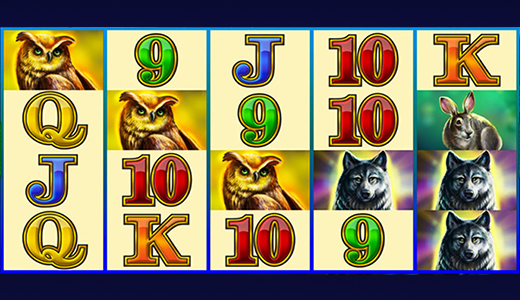 Wolf Money Xtra Choice Screenshot